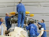 Helicopter final assembly