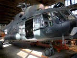 Helicopter structural repair