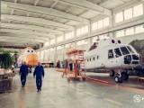 Helicopter overhauling