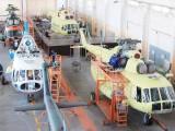 Réparation structurale d`hélicoptère